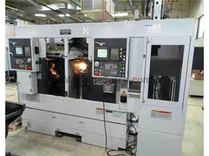 2008 TAKISAWA TT-200-G CNC Twin Spindle Turning Center w/ Gantry Loader