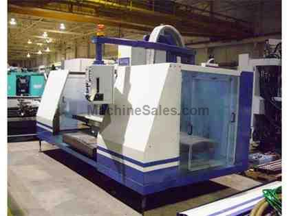 MIGHTY VIPER MODEL 1500P CNC VERTICAL MACHINING CENTER