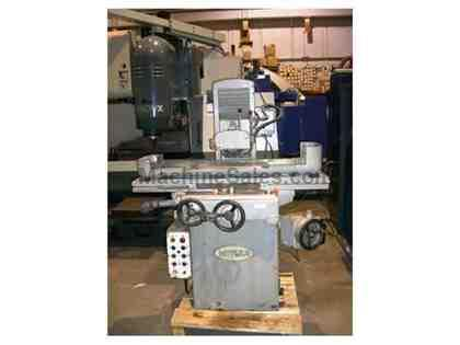 "8"" x 18"" MITSUI HYDRAULIC SURFACE GRINDER"
