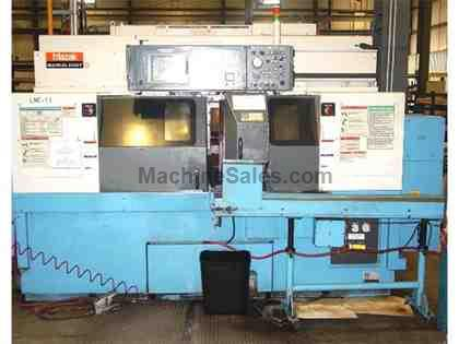 MAZAK MULTIPLEX 6200Y TWIN SPINDLE 8 AXIS CNC TURNING/MILL CENTER