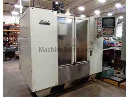 Fadal VMC40 CNC Vertical Machining Center