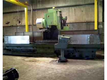 HITACHI SEIKI MODEL VA-85 3-AXIS CNC VERTICAL MACHINING CENTER