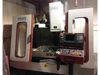 "DYNA-MYTE MODEL DM4800 VERTICAL MACHINING CENTER, 47.5"" X 25"" TABLE, 32""X 20""Y 20""Z"