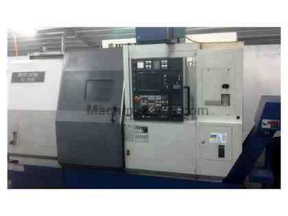 MORI SEIKI ZL-250/600 4-AXIS TURNING CENTER