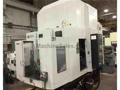 ENSHU MODEL EV450 3-AXIS VERTICAL MACHINING CENTER