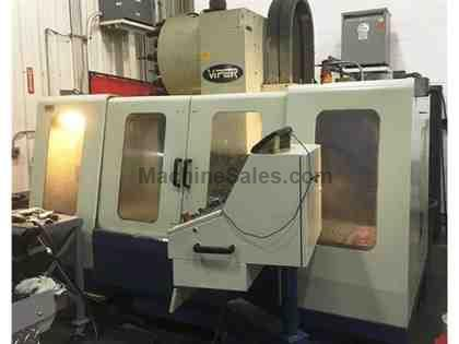 Mighty Viper VMC 1200 Vertical Machining Center