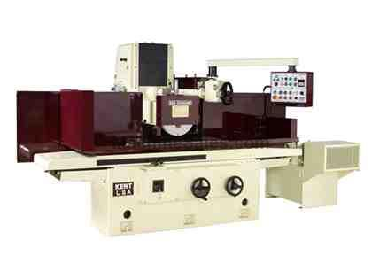 "24"" x 60""  KENT USA SGS-S2460 AHD AUTOMATIC SURFACE GRINDER - NEW"