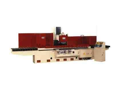 24″ x 80″ KENT USA SGS-2480 AHD AUTOMATIC SURFACE GRINDER - NEW