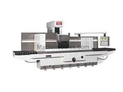 "34"" x 88"" KENT USA SGS-3488 AHD AUTOMATIC SURFACE GRINDER - NEW"