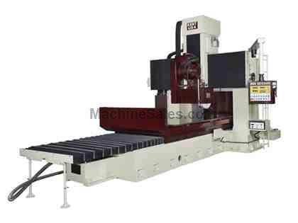 "47"" x 79"" KENT USA SGS-2012 AHD DOUBLE COLUMN DESIGN SURFACE GRINDER - NEW"