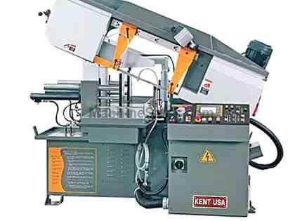 "18"" x 24"" KENT USA WS-1824 HORIZONTAL BAND SAW - NEW"