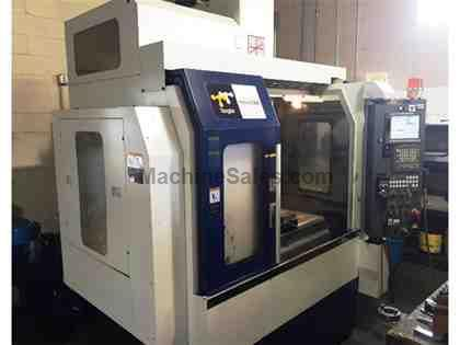 Tongtai Topper (2010) TMV1050A, Fanuc Oi-MD Control, 10,000 RPM, 41.34&quot