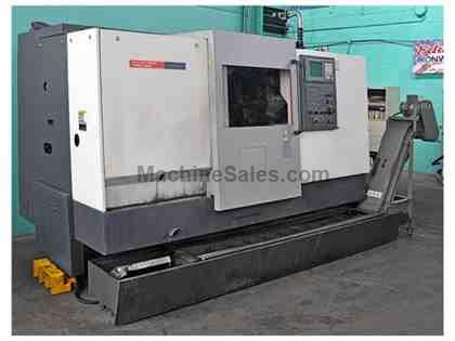 "HWACHEON Cutex-240A 2 axis CNC Turning, 22.84"" x 23.6"" , 2007"