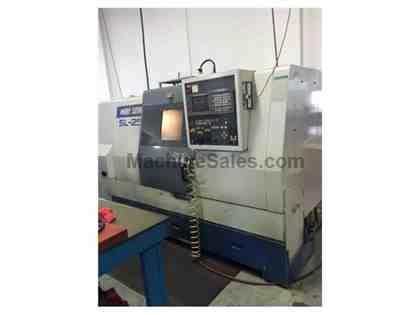 1996 Mori-Seiki SL-25B/500 CNC Turning Center