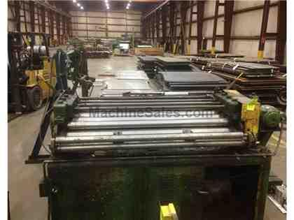 "72"" Littell Coil Straightener"