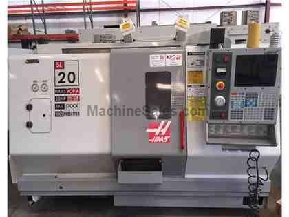 Haas SL20T Turning Center Lathe