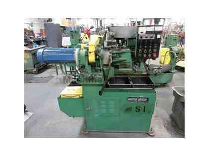 WARREN WS 1000 HIGH SPEED HEAD SLOTTER