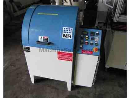 "HZ-40, Mass Finishing Inc. (MFI), 1.4 Cu. Feet, 4 - 12-3/4"" L x 6 7/8&"