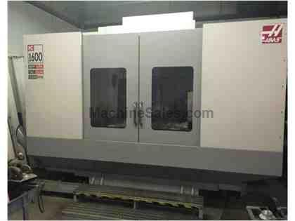 2007 Haas EC-1600 w/ Built in 4th Axis