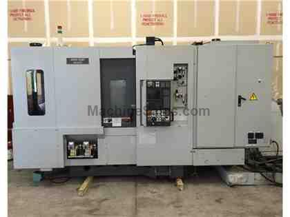 Mori Seiki NH-5000 Full 4th Axis CNC Horizontal Machining Center