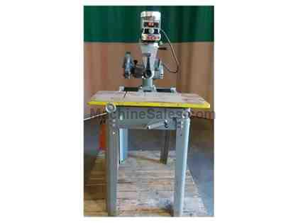 "Used 12"" Delta/Rockwell  Radial Saw"