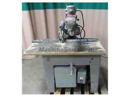Used  Delta/Rockwell radial arm saw