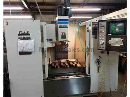 1998 Fadal 3016L Vertical Machining Center, used