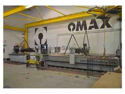 OMAX 80160 Enuromax Waterjet with Tilt