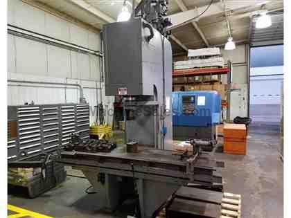 HANNIFIN S100 HYDRAULIC GAP FRAME STRAIGHTENING PRESS