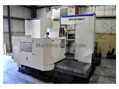 Toshiba BTH-110.R18 CNC Table Type Horizontal Boring Mill