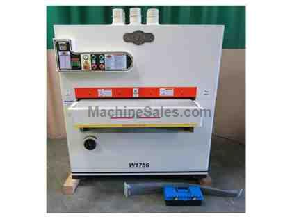 "Used Shop Fox MODEL W1756 43"" single head wide belt sander"