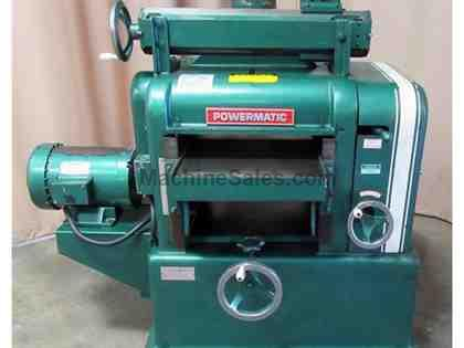 "Used Powermatic model 160 16"" Planer"