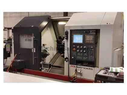 FEELER-HT30SY-2012-used-CNC-Lathe-Turning-Used Feeler Lathe