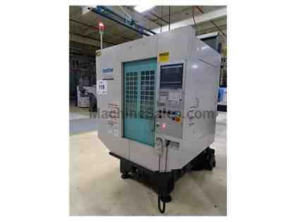 USED BROTHER TC-S2D CNC DRILLING AND TAPPING CENTER