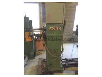 ACME 1-18-20 20V Spot Welder, Used Acme 20 KVA Spot Welder