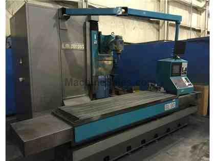 1993 PARPAS SL90-2000 HMC, used Horizontal Machining Center