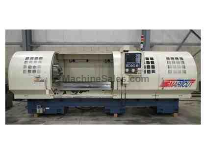 "2010 SUMMIT SMARTCUT SC26-6X120 COMBINATION CNC/MANUAL LATHE, 27"" X 120"""