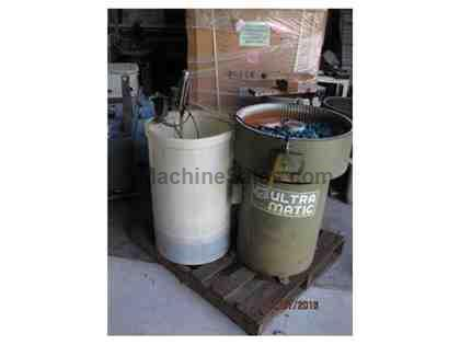 ULTRAMATIC MODEL VB-1 VIBRATORY FINISHING MACHINE
