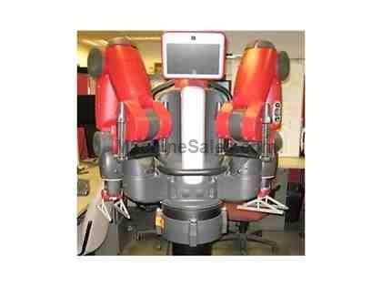 BAXTER ROBOT, used
