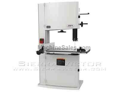 "20"" JET® Steel Frame Woodworking Bandsaw (5HP): JWBS-20-5"