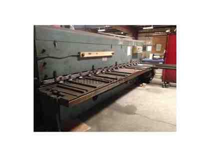 "AMADA, M4065, 1/4"" x 159"", PROG. BG,SQ. ARM, MFG:1985"