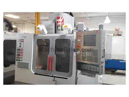 2004 Haas VF-2SS CNC Vertical Machining Center (SN 5485)
