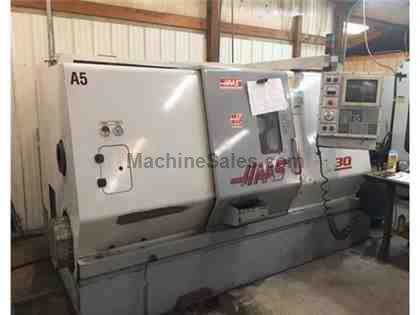 1999 Haas SL-30T CNC Turning Center