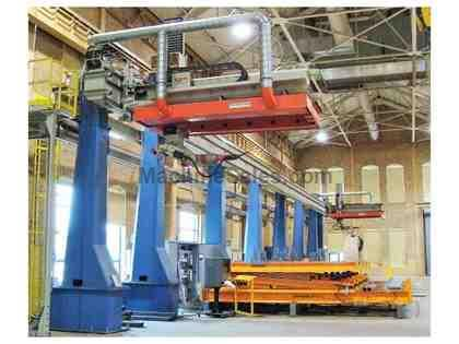 IGM Gantry CNC Welding Cell