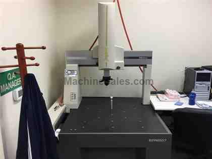 Mitutoyo Coordinate Measuring Machine Model BRM 507