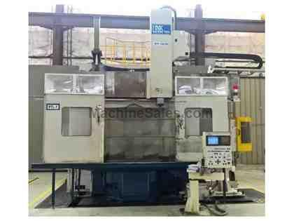 "HNK NT-16/20 62.99""/78.74"" CNC Vertical Boring Mill"