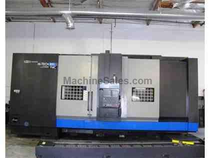 HWACHEON, 850YMC, CNC LATHE NEW: 2013