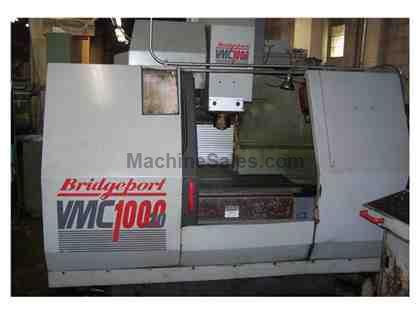 Vertical CNC Bridgeport VMC 1000/20