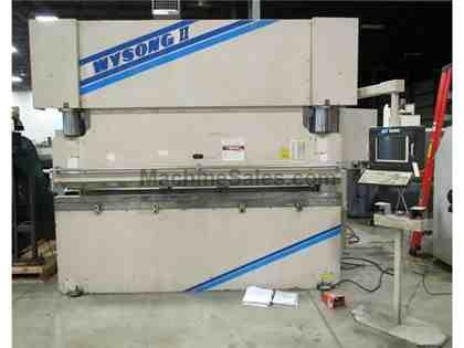 1190 WYSONG MODEL PH-100-120 CNC HYDRAULIC PRESS BRAKE, 10' X 100 TON