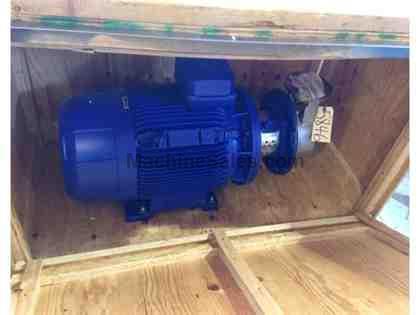 KSB ETACHROM BC 050 - 200/2202 C10 CLOSE-COUPLED PUMP
